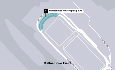 Instructions For Drivers At Dallas Love Field (DAL) Airport | Uber