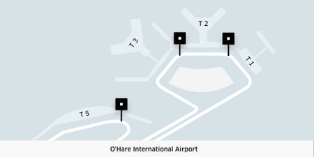 Is there Uber pickup in each terminal of Chicago O'Hare ... on o'hare airport map, o'hare restaurant map, o'hare modernization map, o'hare parking map, chicago south lawndale map, o'hare field map, o'hare cargo map, o'hare arrivals map, united airlines o'hare map, o'hare concourse map, o'hare area map, o'hare gate map, chicago regional map with locations, hyatt o'hare map, elgin o'hare map, official o'hare map, o'hare bus shuttle center map, o'hare blue line map, chicago airport map,