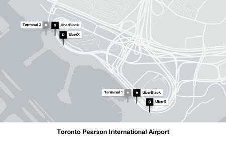 RideGuru - Uber, Lyft & Rideshares at YYZ - Toronto Lester B