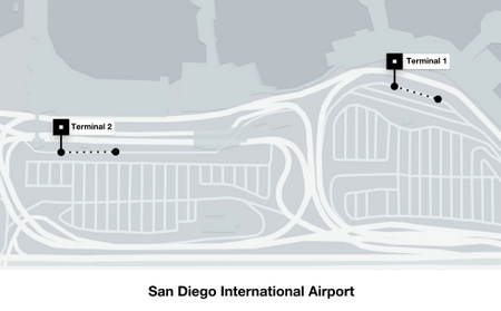 RideGuru - Uber, Lyft & Rideshares at SAN - San Diego International