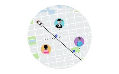 Decouvrez Le Fonctionnement D Uberpool Pour Les Chauffeurs A Paris