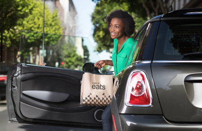 uber eats become a driver