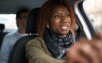 Photo Of An Uber Driver Partner In Amsterdam Shes Currently On A Trip