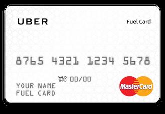 Goodbye Fuel Card Hello Uber Visa Debit Card Uber