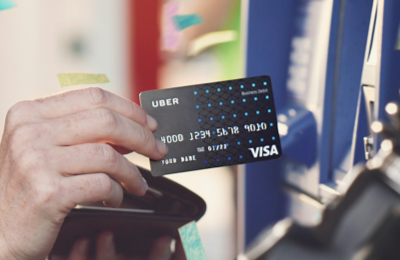 the uber visa debit card uber